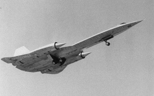 aviones de guerra. El avión A-12 fue utilizado en
