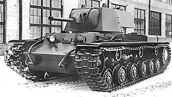 Kv1 (Tanque Ruso Segunda Guerra Mundial)