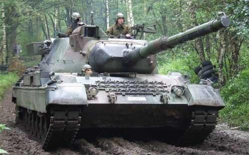 los mejores tanques del mundo