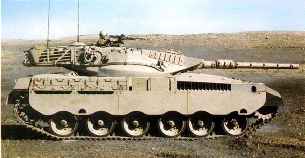 Merkava Mk I