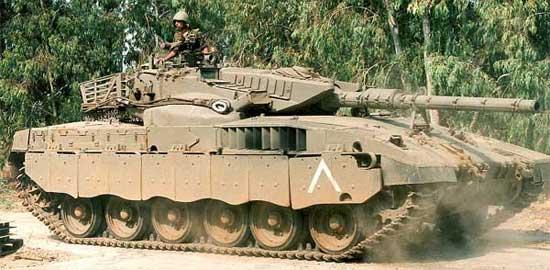 Blindados militares modernos