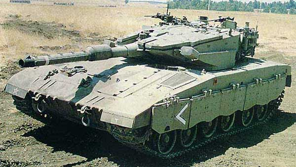 Merkava Mk III