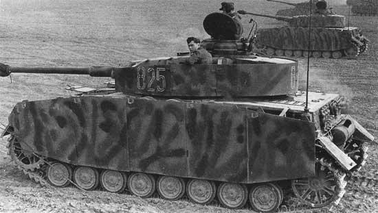 Especial Segunda Guerra Mundial. Imagenes Ineditas Panzer4_ausf_h